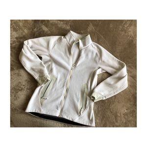 Arc'teryx white polartec fleece - good condition